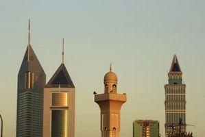 Cómo obtener una visa de turista para Dubai