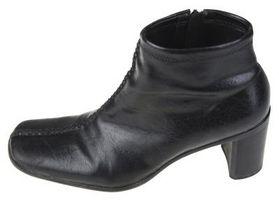 ¿Qué tipo de zapatos se ven bien con el smoking polainas?