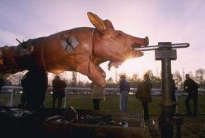 DIY cerdo asado