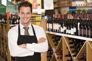 Información sobre los tipos de vino