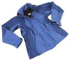 Cómo planchar una chaqueta de nylon