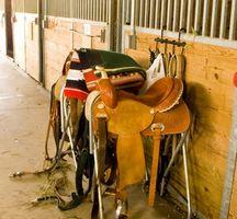 Cómo encontrar el tamaño del asiento perfecto para una silla de montar occidental