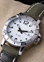 La reparación de un reloj Swiss Army