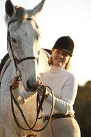 Pérdida del cabello alérgica en los caballos