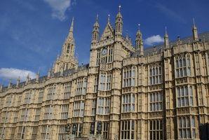 Edificio del Parlamento británico Tours