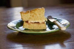 Como hacer un pastel de crema italiana (italiano Receta torta de la nata)