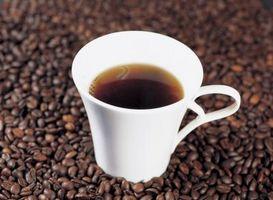 Cómo borrar su piel con café