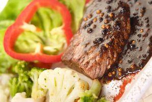 Cómo cocinar carne Round Top