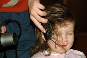 1940 Los peinados para niños