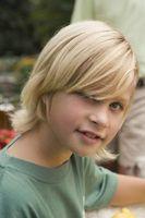 Peinados para Niños con Thin, Cabello liso