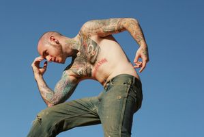 Ideas del tatuaje para los hombres
