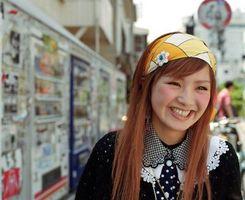 Peinados japoneses simples