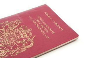 Cómo aplicar en persona por un pasaporte británico