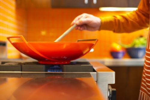 Lista de herramientas de la cocina asiática