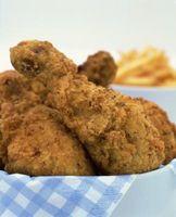 Cómo comprobar la temperatura interna del pollo al cocinar