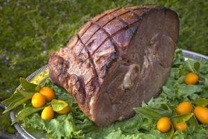 Cómo preparar ahumados Hams