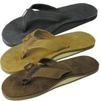 Historia del arco iris sandalias