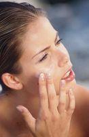 La vitamina B3 tópico para la piel arrugas
