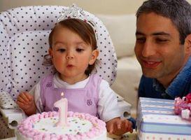 DIY: 1ª Ideas tarta de cumpleaños