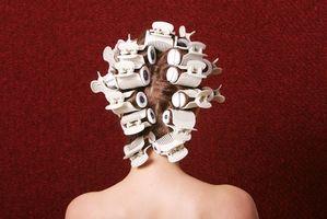 Cómo realizar la transición de pelo con un conjunto de rodillos