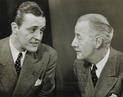 Estilos de ropa 1930 de los hombres de