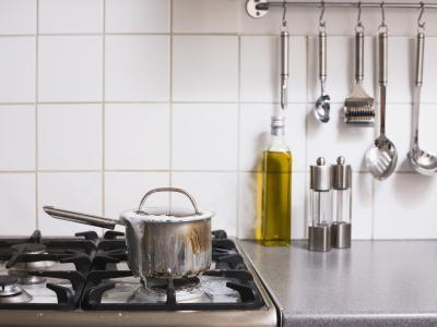 Los métodos para preparar las habas secas