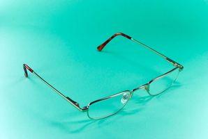 Cómo quitar los arañazos de lentes para gafas