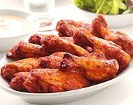 Cómo hacer fácil al horno alitas de pollo picantes