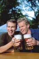 Fabricación de la cerveza al aire libre