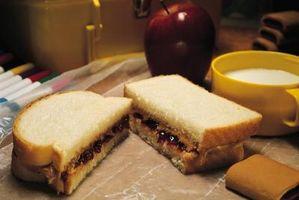 Las mejores maneras de hacer un sándwich de mantequilla de maní y jalea