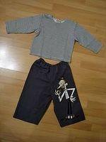 Cómo hacer ropa para niños pequeños