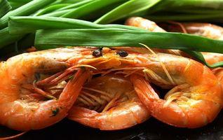 Ideas de la cena del camarón