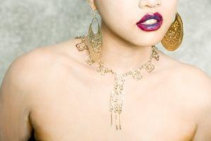 El efecto de las pendientes de cobre en la piel