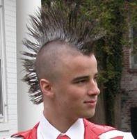 Los mejores peinados punk