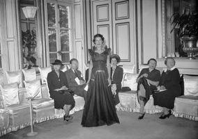 ¿Qué tipo de ropa ¿Se visten las mujeres en la década de 1930?