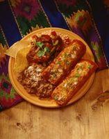 Cómo sustituir Taco Salsa de Enchilada Sauce