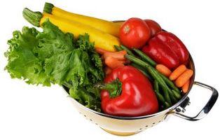 ¿Qué tipo de procesamiento de verduras No pasar antes de que lleguen a la tienda de comestibles?