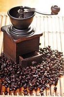 Cómo moler los granos de café de todo