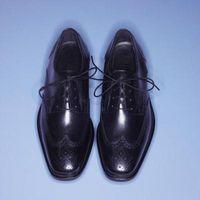 ¿Cómo pulo Zapatos Negros?