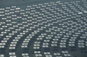 Los paneles solares en el desierto de Mojave