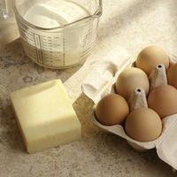 Cómo reemplazar la crema para batir la leche y la mantequilla