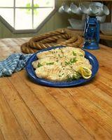 Cómo preparar un filete de halibut