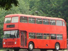 Cómo contratar a un autobús Routemaster