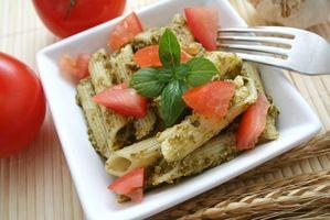 Las ensaladas de arroz & Pasta