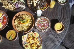 Lista de alimentos de América del Sur