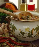 Cómo quitar el sabor a quemado de la sopa de verduras