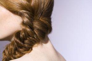 Cómo evitar enredos en el pelo durante el sueño