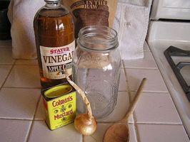 Cómo a Pickle Pequeñas cebollas