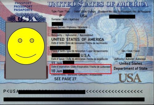Cómo encontrar la fecha de caducidad de un pasaporte