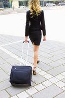 Reglas para el equipaje de mano de las aerolíneas